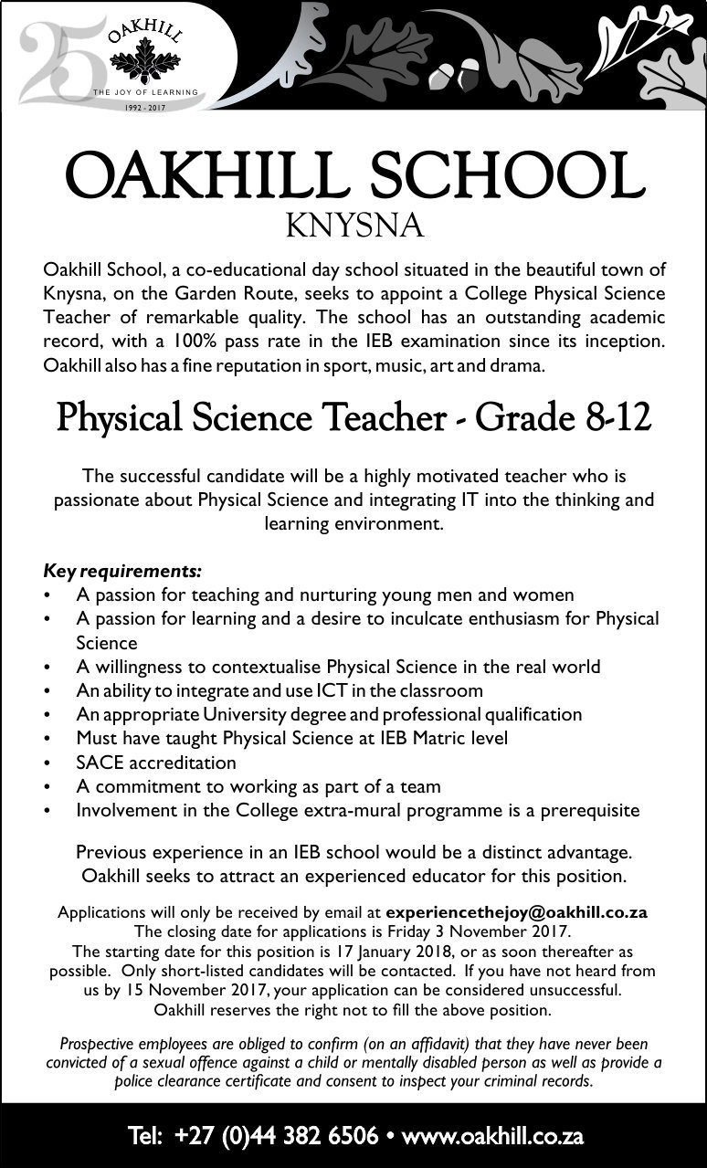 AA_Half-Page_College-Physical Science Teacher-2017
