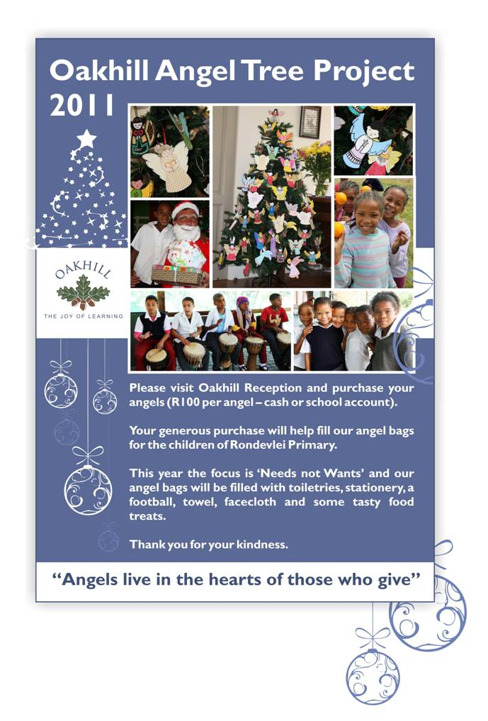 project angel tree Angel tree brings joy and laughter to more than 1,500 children (ages 5-11) whose families face financial hardships during the holidays children attend a holiday.
