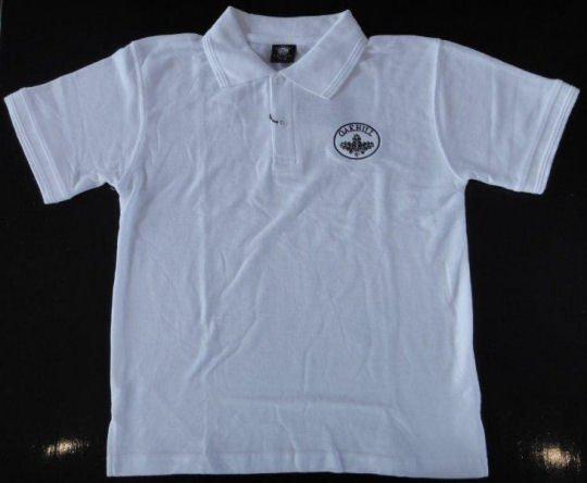Boy s golf shirt white 13 14 for No tuck golf shirts