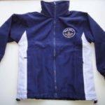 Microtex Tracksuit Jacket