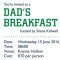 Dads Breakfast 2016 feature