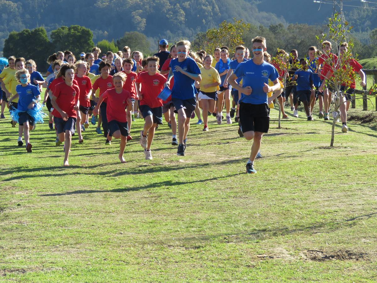 Inter-House Cross Country 2016