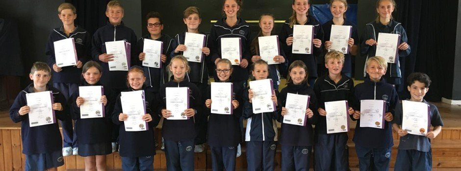 IBT Grade 3 and 6, 2016 certificate winners (Copy)