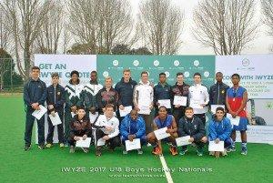 Challenge Gobo_SA U17 team