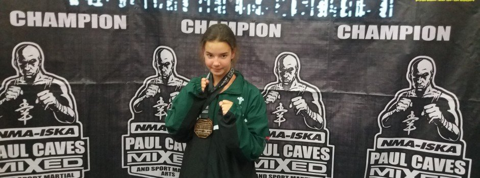 Danni-May Nel Kickboxing