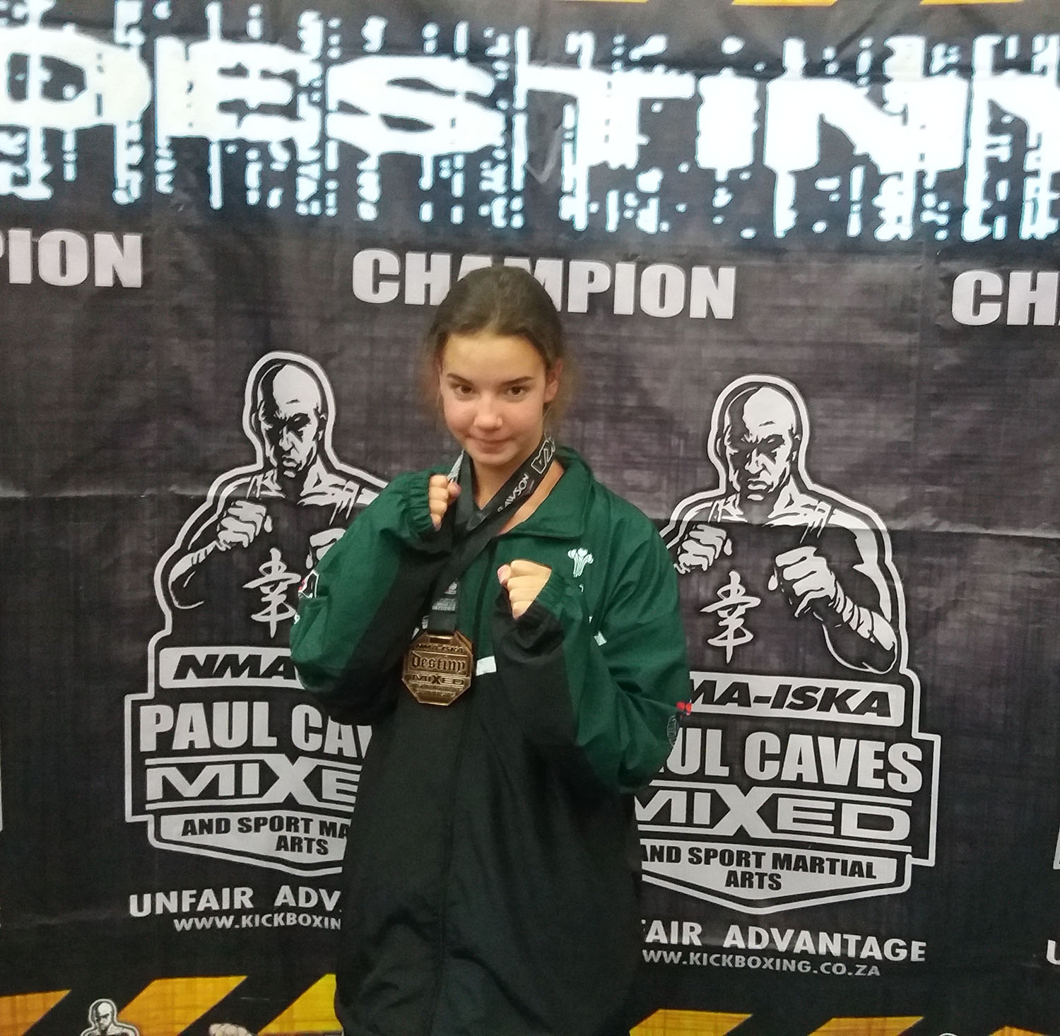 Danni-May Nel Kickboxing FB