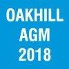 Oakhill AGM 2018