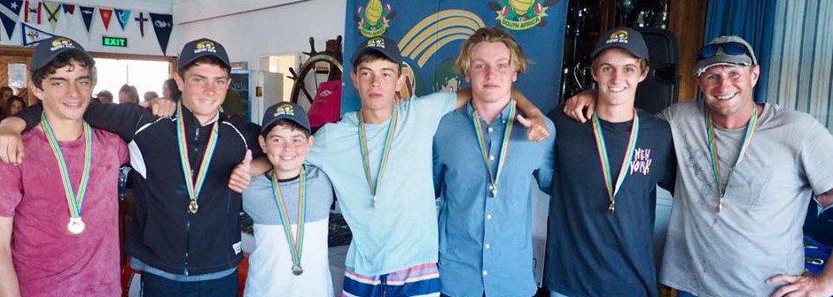 SA Canoe Polo Champs widget
