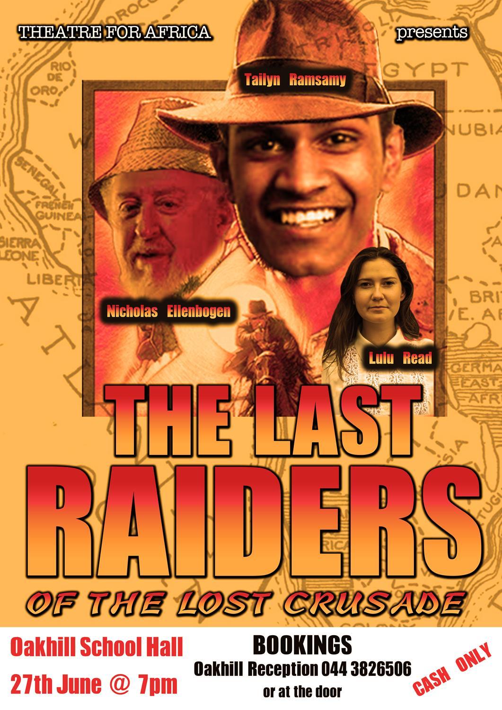 Raiders Poster Oakhill (Copy)