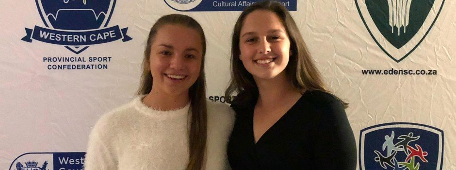 Eden Sports Awards 2018 - Aimee and Sophia (Copy)