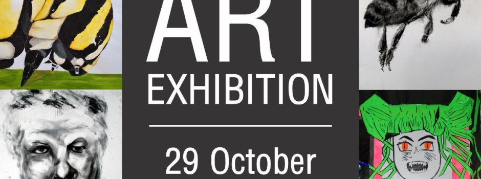 Matric Art Exhibition 2018_EXHIBITION