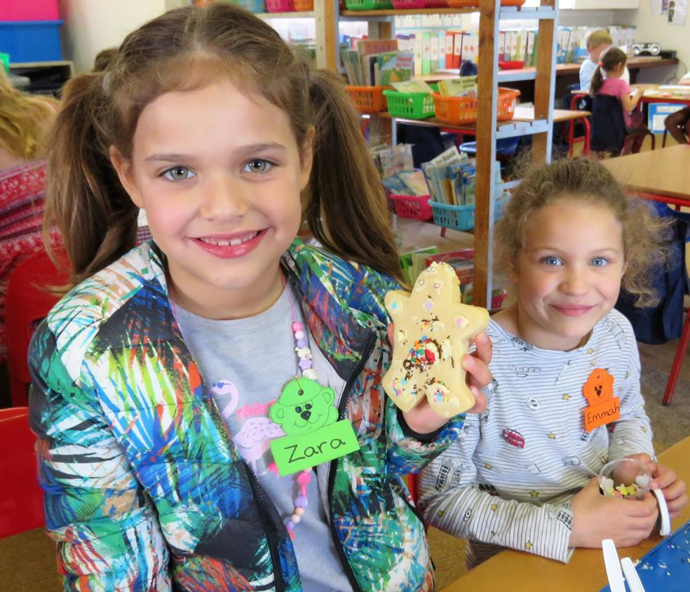 Oakhill Grade 1 Orientatino Day (1)