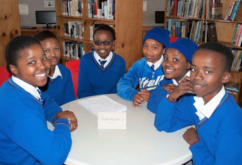 Phendulani Quiz at Oakhill School (3)