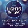 Lights@Night Gr 8&9 Dance 2019