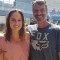 Aimee Canny with coach Grant Ferguson
