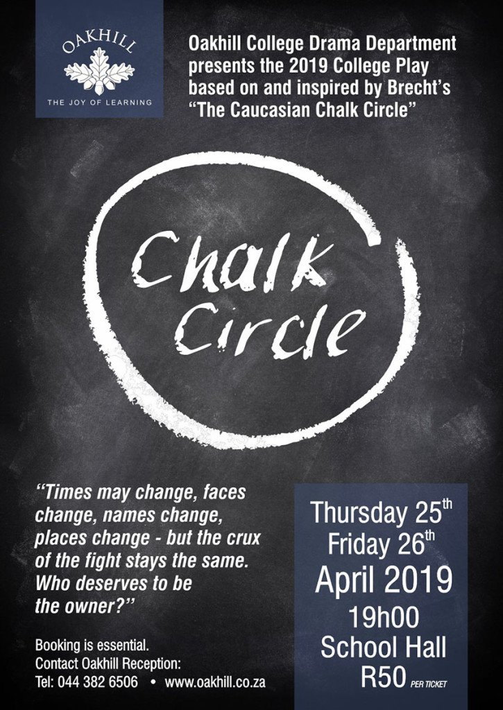 College Play - Chalk Circle web