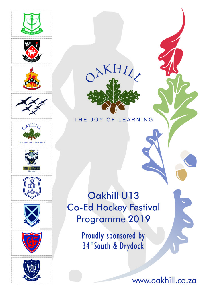 Oakhill U13 Co-Ed Hockey Festival 2019_Front Cover