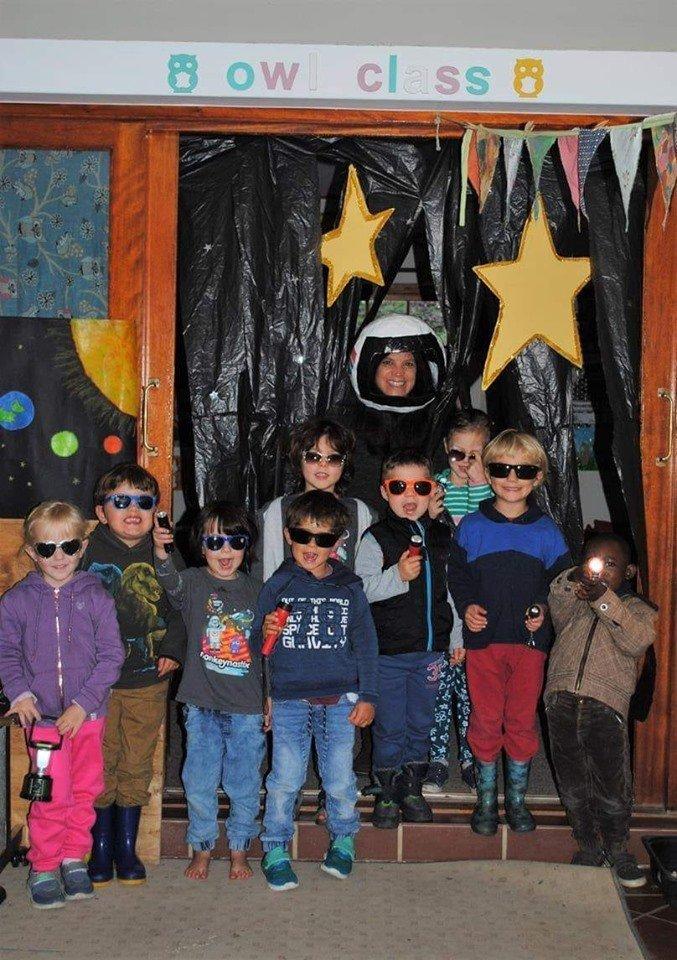 Oakhill Little Oaks Into Space (1)