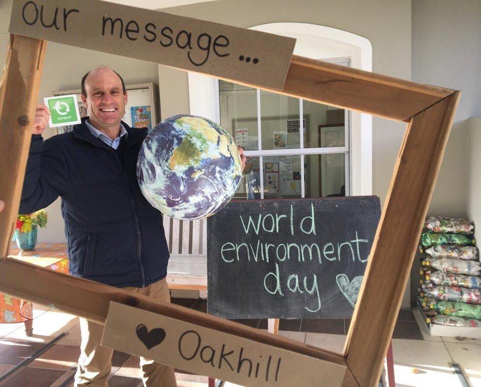Oakhill School World Environment Day (1)