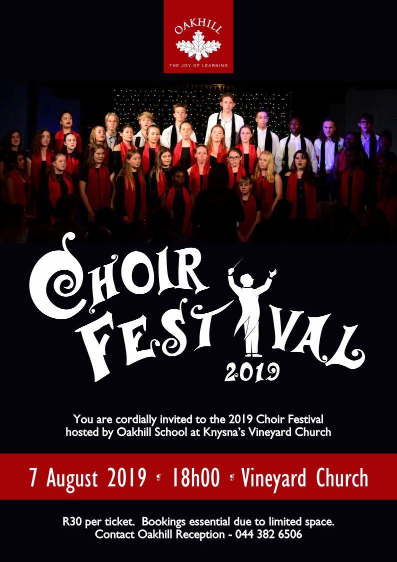 POSTER Choir Festival 2019 LR
