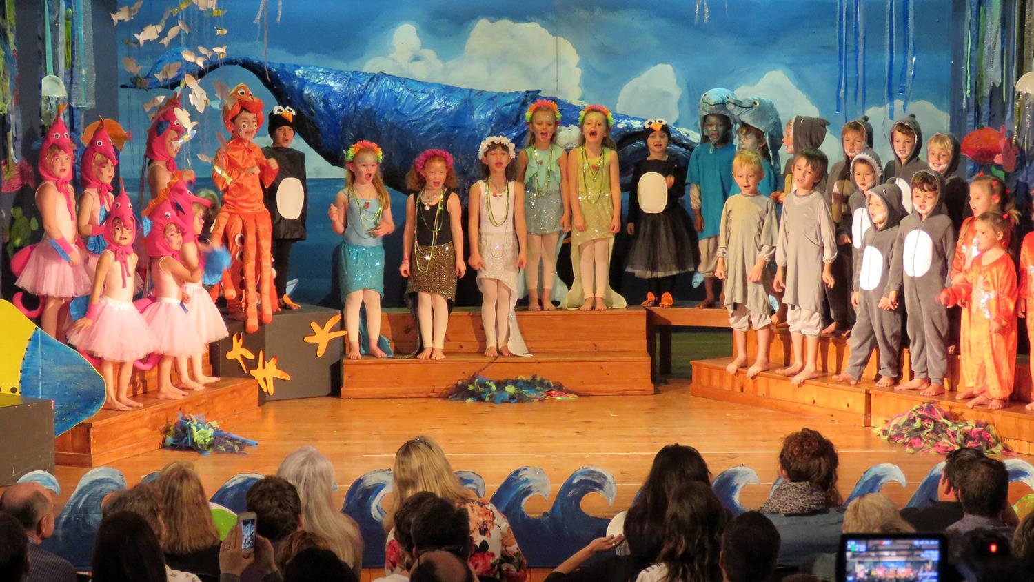 Little Oaks Under the Sea Concert (1)