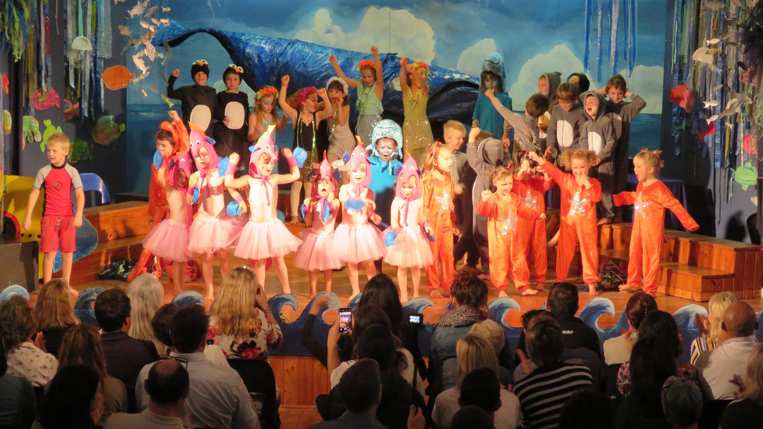 Little Oaks Under the Sea Concert (2)
