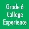 Grade 6 College Experience