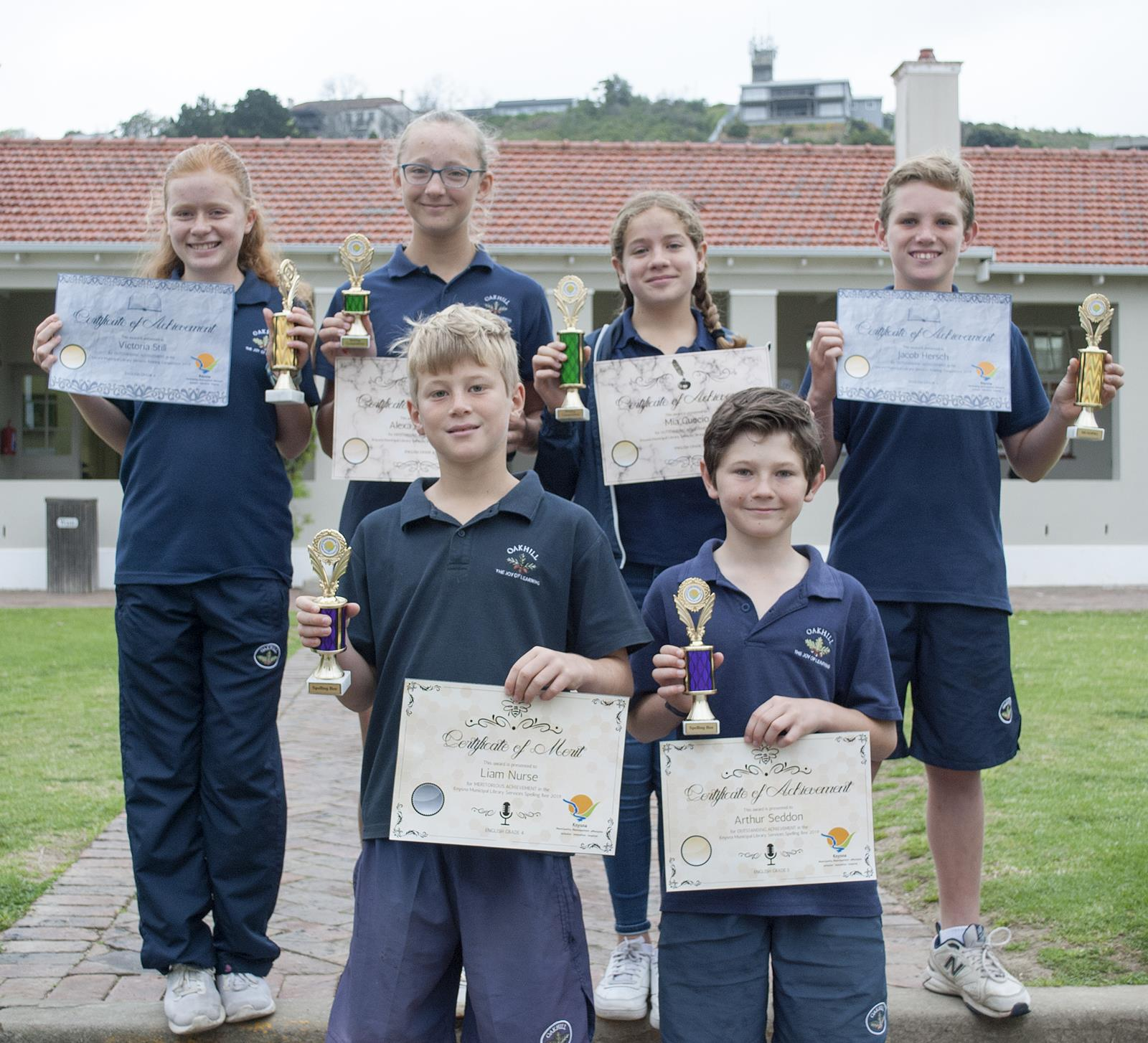 Knysna Libraries Competitions 2019 (Copy)