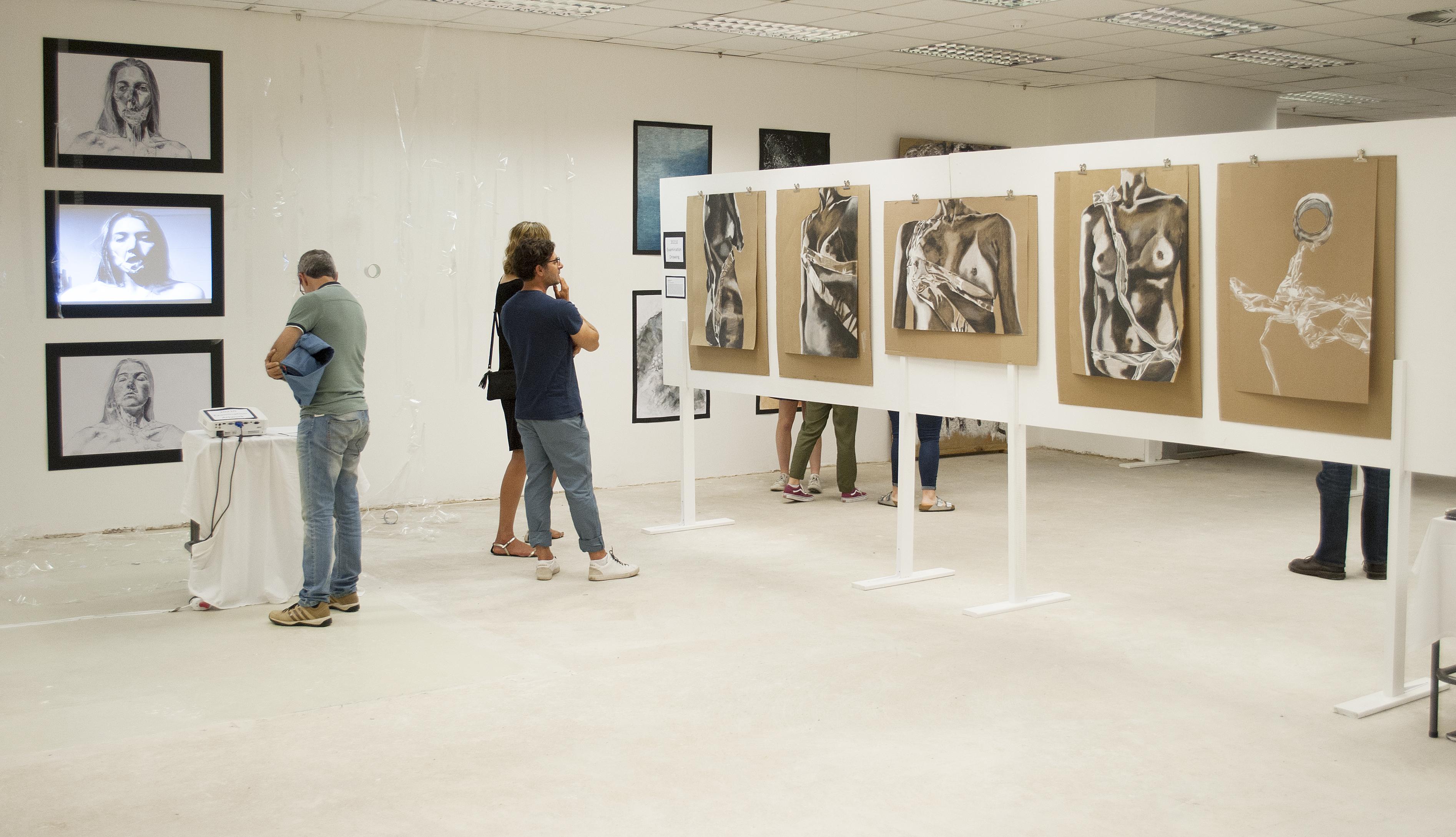 Matric Art Exhibition (7)